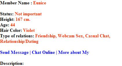 free chat looking for sex sites